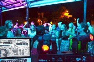 Raleigh Wedding Triangle DJ